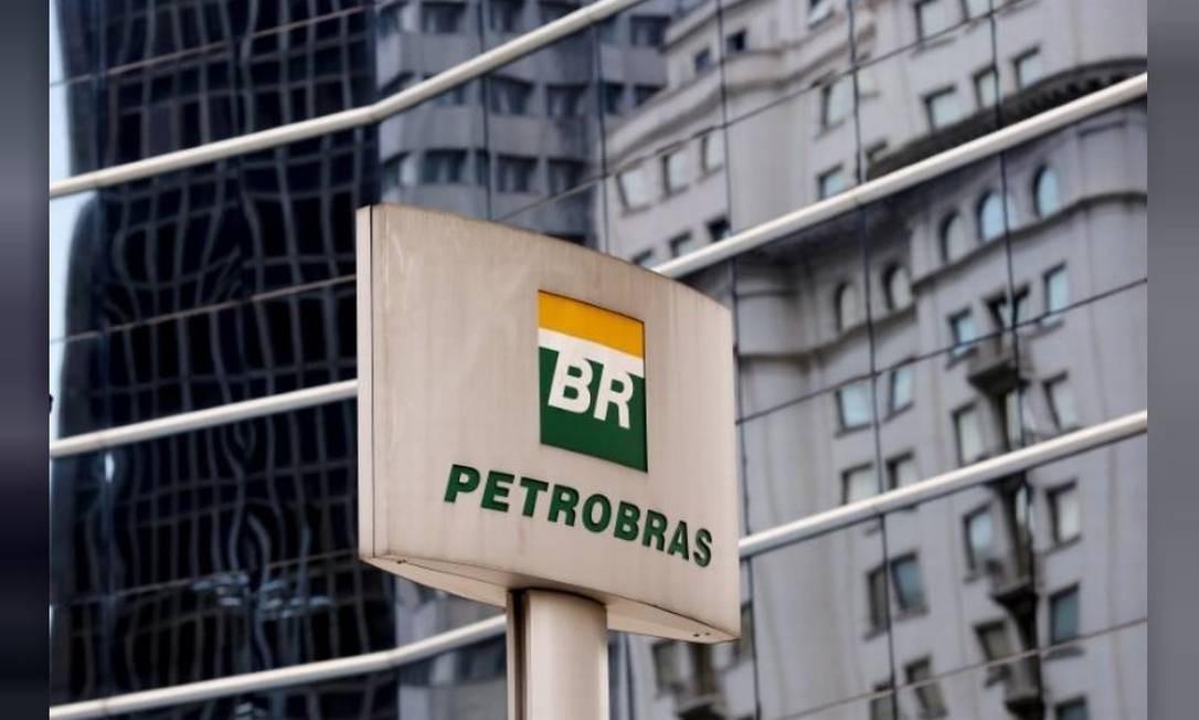 Logo da Petrobras Foto: / Reuters