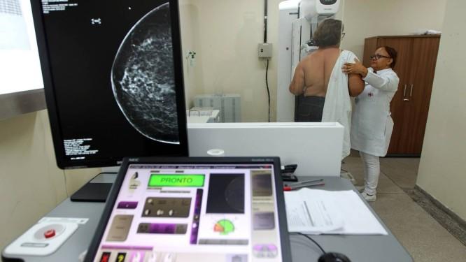 Foto de atendimento no Hospital da Mulher, na Bahia Foto: Carla Ornelas/GOVBA / Agência O Globo