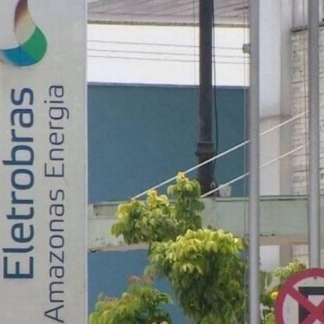 Distribuidora da Eletrobras no Amazonas Foto: Reprodução