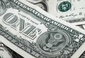 Cédula de dólar, a moeda oficial dos Estados Unidos Foto: Pixabay