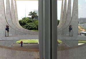 Palácio do Planalto Foto: Givaldo Barbosa / Agência O Globo