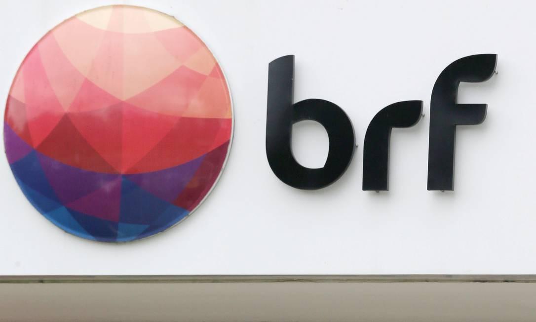 Logo da BRF Foto: Reprodução