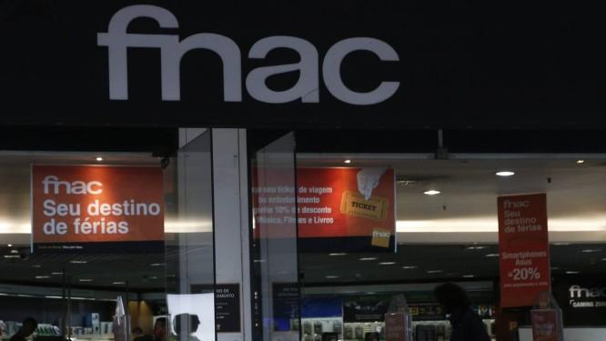 6ee667c76e5 Fnac fechou todas as lojas físicas no Brasil Foto  Marcos Alves   Agência O  Globo