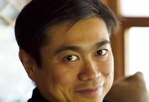 Joichi Ito, diretor do MediaLab do MIT Foto: Divulgação