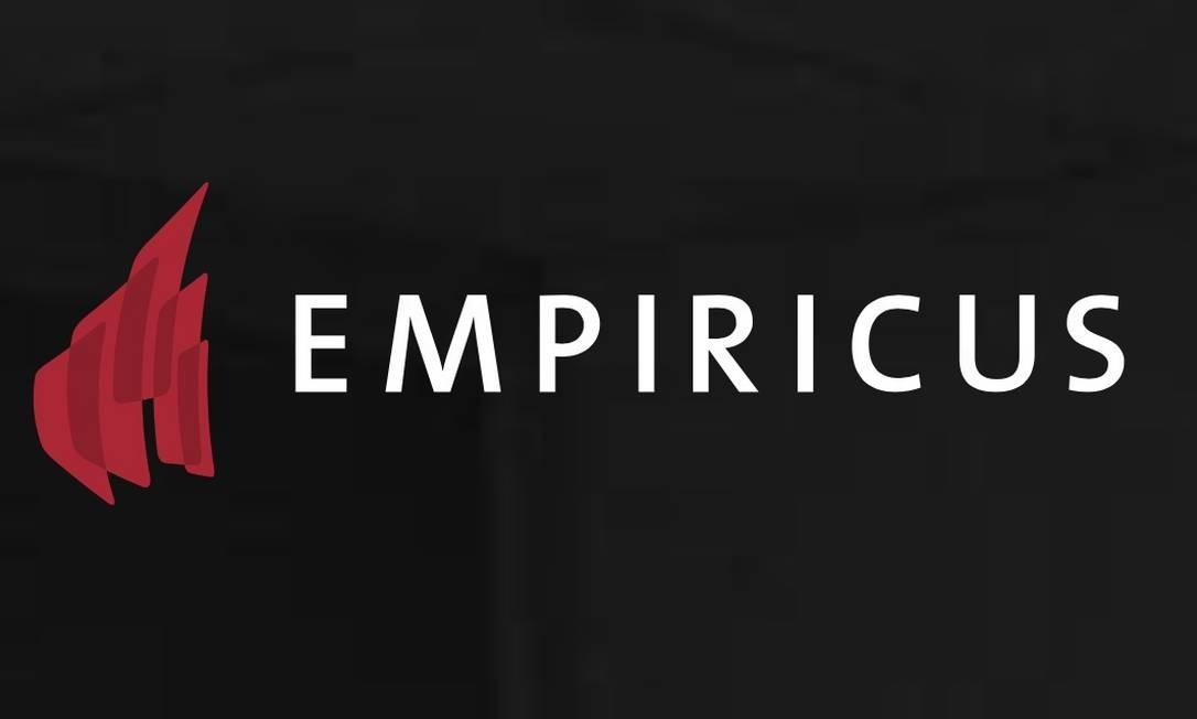Logo da Empiricus Foto: Reprodução da internet