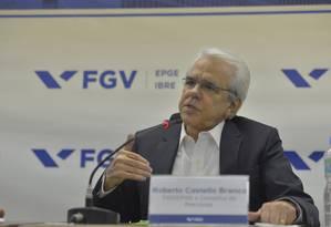 Futuro presidente da Petrobras, Roberto Castello Branco Foto: Divulgação