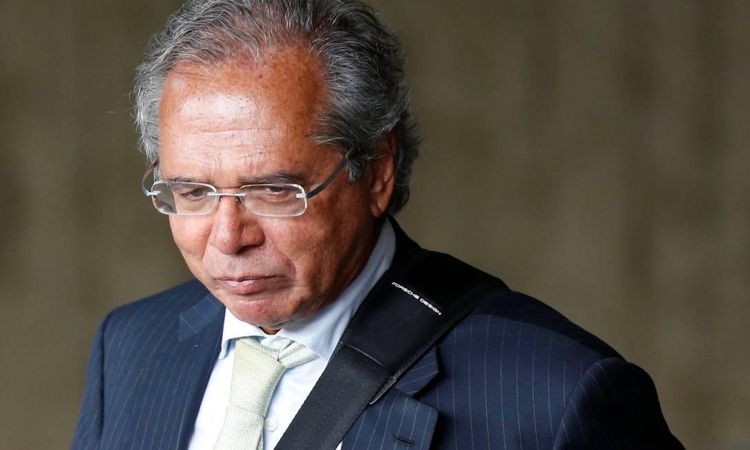 Paulo Guedes, futuro ministro do governo Bolsonaro Foto: ADRIANO MACHADO / REUTERS