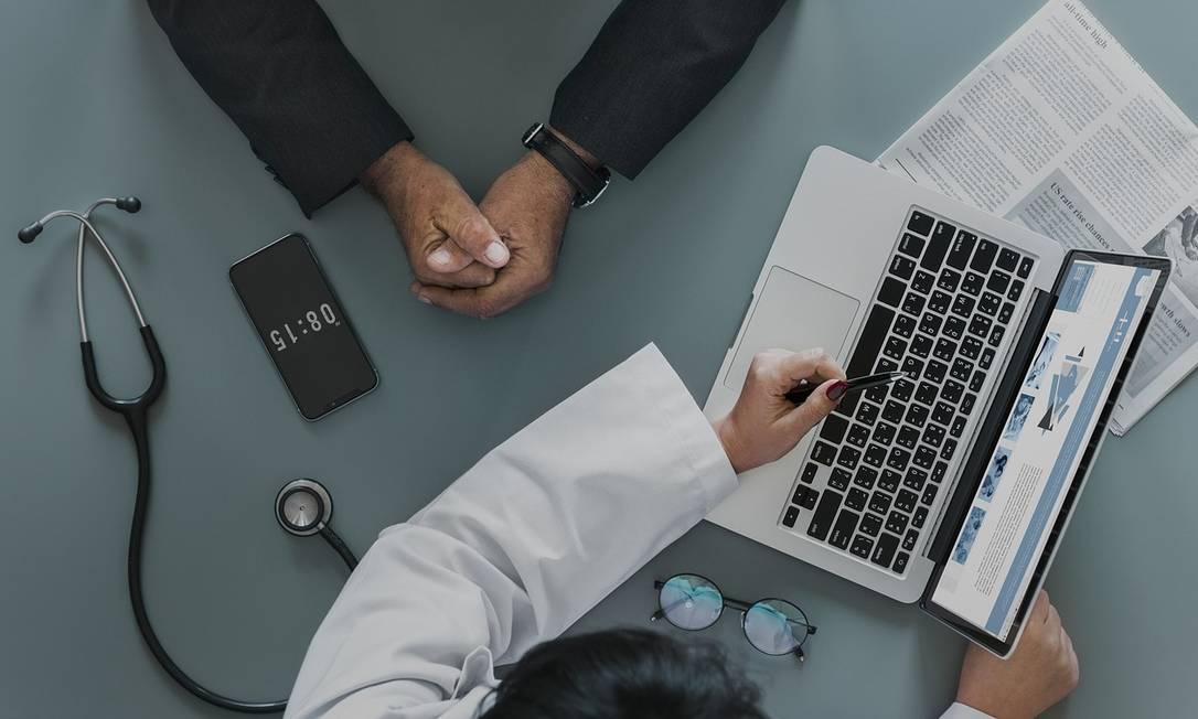 ANS vetou aumento a partir de setembro para planos de saúde individuais, familiares, coletivos por adesão e empresariais com até 29 usuários Foto: Pixabay