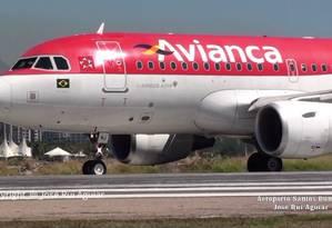 Senacon notifica operadoras de viagens que venderam bilhetes da Avianca Foto: Reprodução