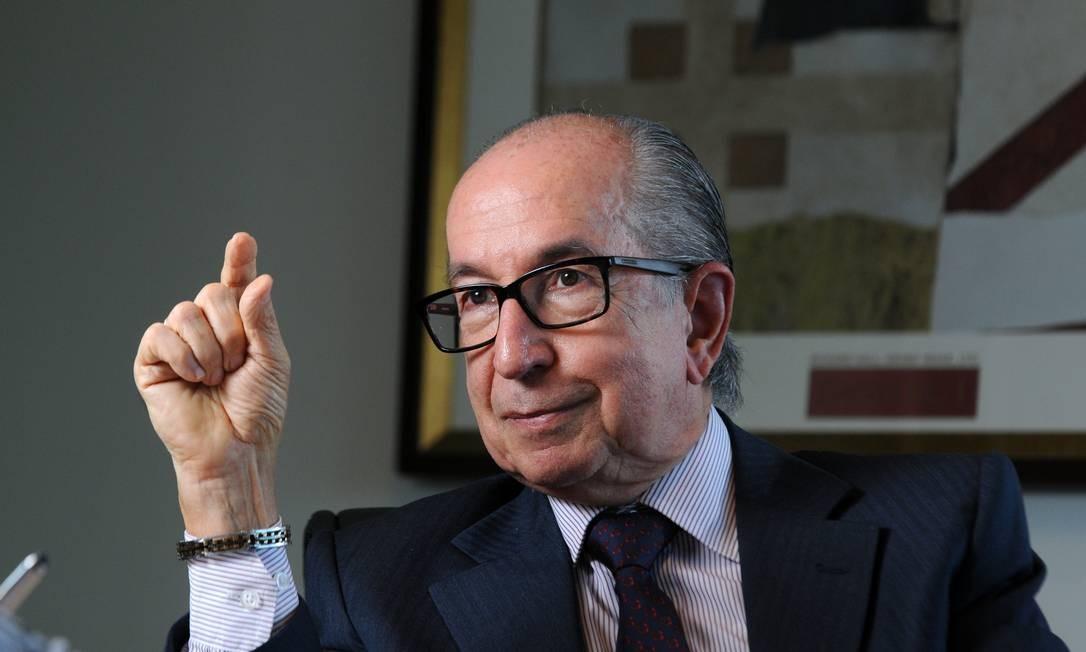 O secretário da Receita, Marcos Cintra Foto: Leo Pinheiro/Agência O Globo/08-12-2016