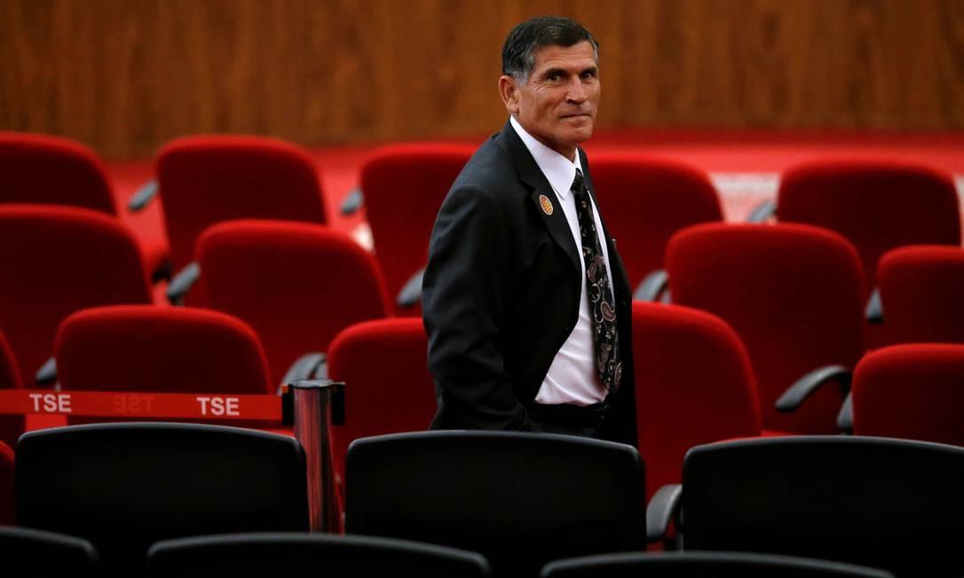 General Carlos Alberto Santos Cruz Foto: ADRIANO MACHADO / REUTERS