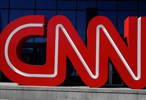 Fachada da CNN Foto: Reprodução