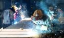 União Europeia apoia barreiras à importalção de aço Foto: AFP