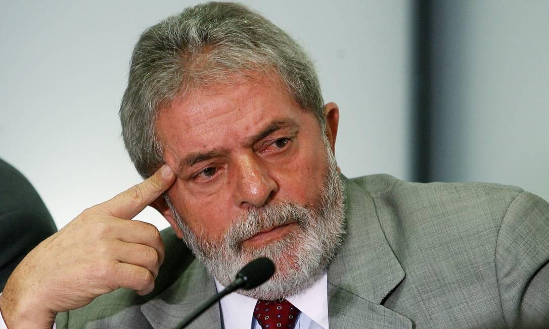 O ex-presidente Lula está preso em Curitiba Foto: Gustavo Miranda/29-4-2009 / Gustavo Miranda/29-4-2009