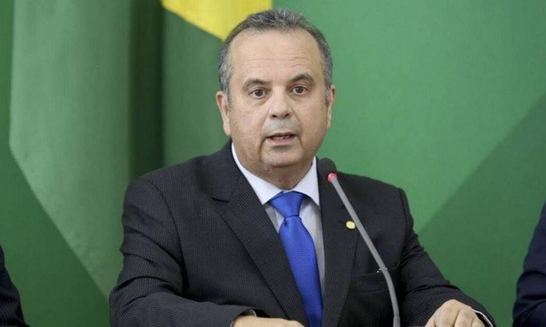Rogério Marinho, secretário da Previdência do governo federal Foto: Wilson Dias / Agência O Globo