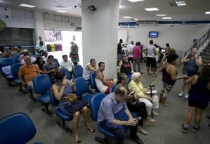 Governo não vai mais distribuir 100% do lucro do FGTS com trabalhador Foto: Márcia Foletto / Agência O Globo