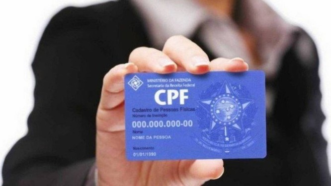 CPF será obrigatório para menores de todas as idades no IR 2019 Foto: Arquivo