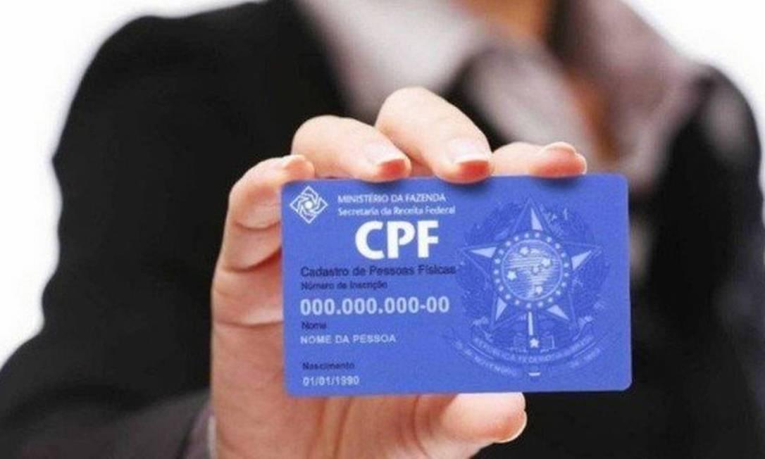 Desde 2019, é obrigatório o CPF de todo dependente incluído na declaração do Imposto de Renda, não importa a sua idade. Foto: Arquivo