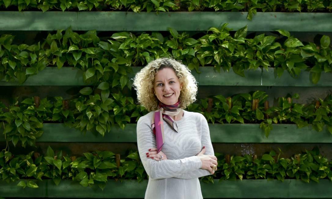 A economista Ana Carla Abrão Costa Foto: Cristiano Borges / Agência O Globo