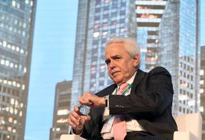 Presidente da Petrobras, Roberto Castello Branco Foto: AMANDA PEROBELLI / REUTERS