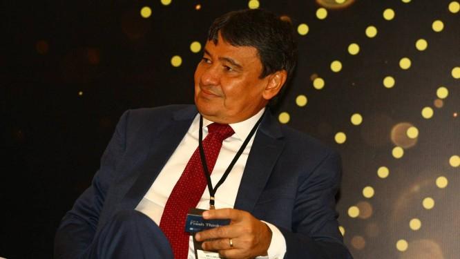Wellington Dias (PT), governador do Piauí Foto: Aloisio Mauricio / Agência O Globo