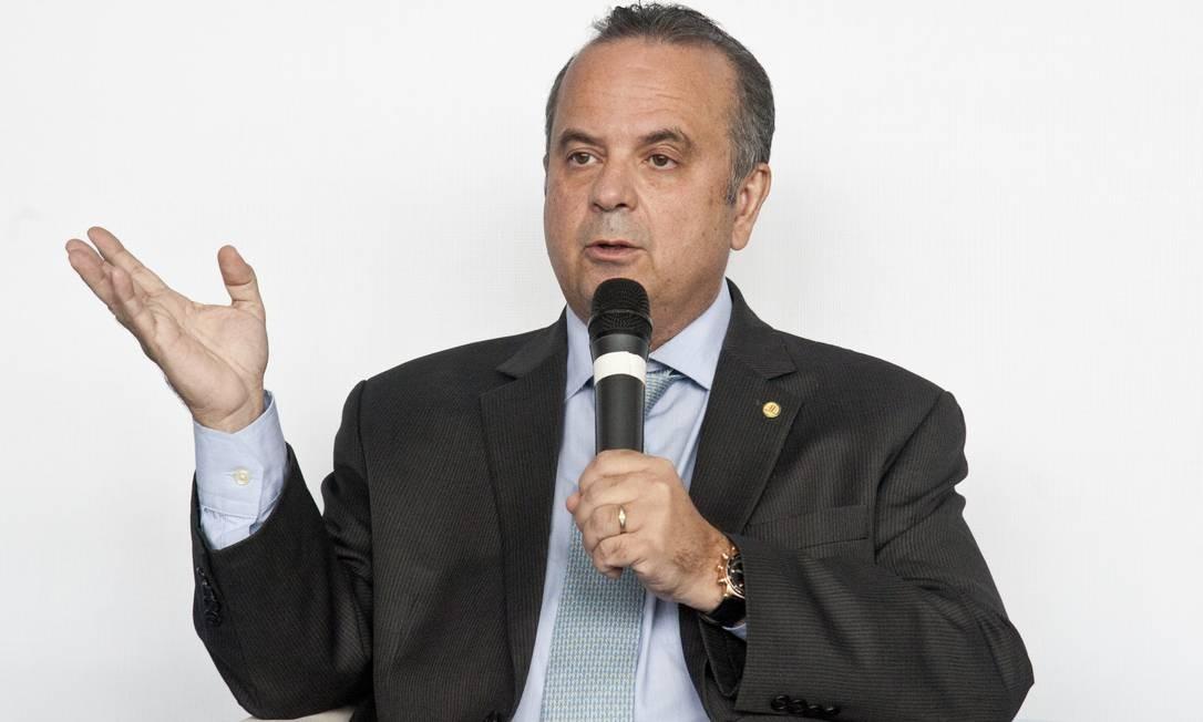 O secretário especial de Previdência e Trabalho do Ministério da Economia, Rogério Marinho Foto: Agência O Globo