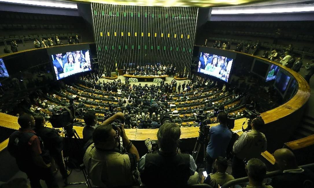 Cobrança dos governadores ocorre dias após embates públicos entre o presidente Jair Bolsonaro e o presidente da Câmara Foto: Agência O Globo