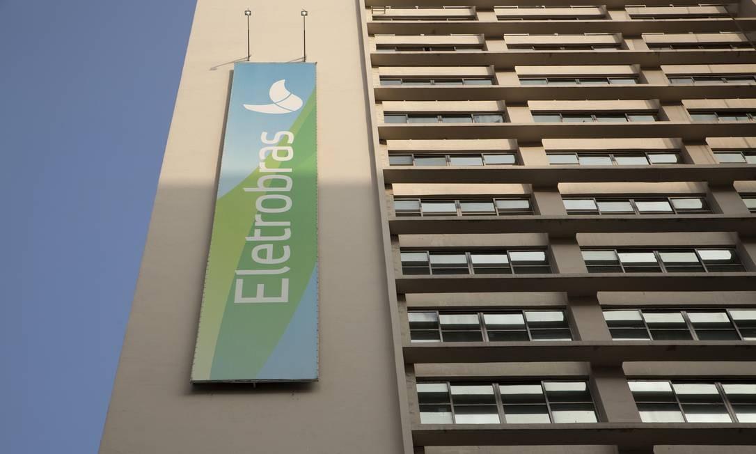 Prédio da Eletrobras no Rio de Janeirio Foto: Nadia Sussman / Bloomberg