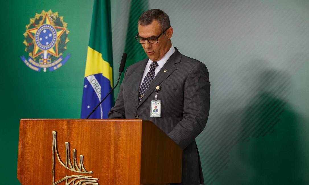 Porta-voz da Presidência, Otavio Rego Barros Foto: Daniel Marenco / Agência O Globo