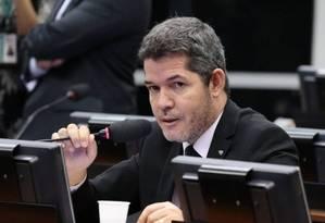 PSL quer garantir votos a Rodrigo Maia para presidente da Câmara dos Deputados Foto: O Globo