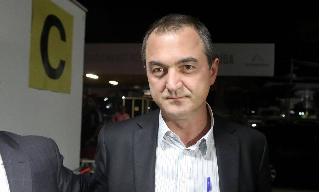 Joesley Batista, empresário da J&F, foi parte da delação que implicou Temer e Rocha Loures Foto: Sergio Lima / AFP