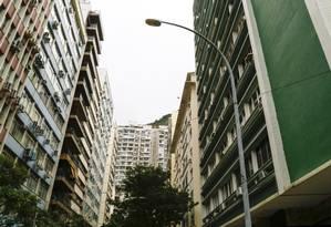 Novas regras para saques do FGTS podem aquecer mercado imobiliário Foto: Marcos Ramos / Agência O Globo