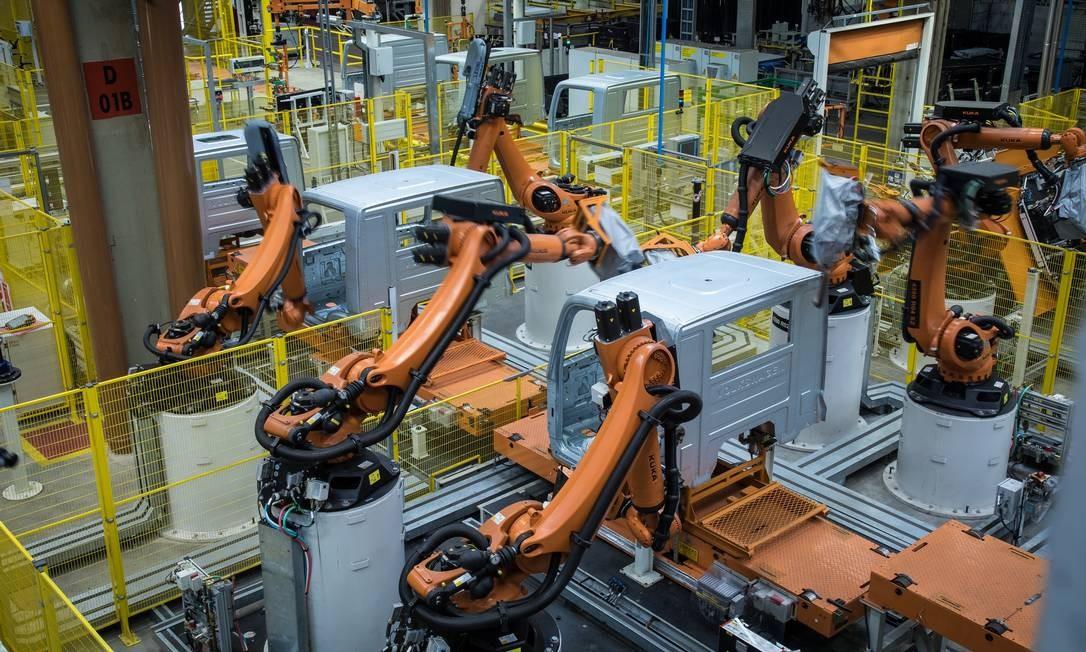 Indústria automotiva: fábricas fechadas por conta da pandemia do coronavírus Foto: Divulgação