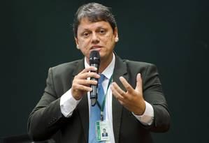 O ministro disse que companhias aéreas low cost estão em conversas com o governo para operar no país Foto: Marcelo Camargo / Agência Brasil