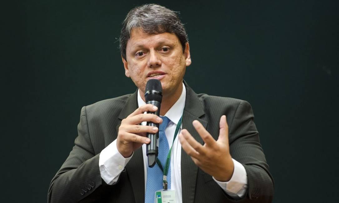 Ministro diz que recuperação judicial da Latam é movimento estratégico Foto: Marcelo Camargo / Agência Brasil