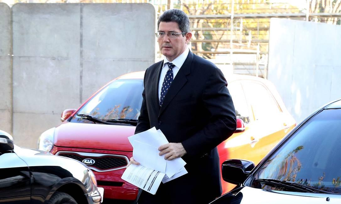 Joaquim Levy, presidente do BNDES Foto: Aílton de Freitas / Agência O Globo
