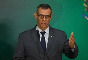 Porta-voz da Presidência da República, Otávio Rego Barros Foto: Daniel Marenco / Agência O Globo