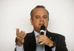O secretário especial da Previdência, Rogério Marinho Foto: Adriana Lorete / Agência O Globo