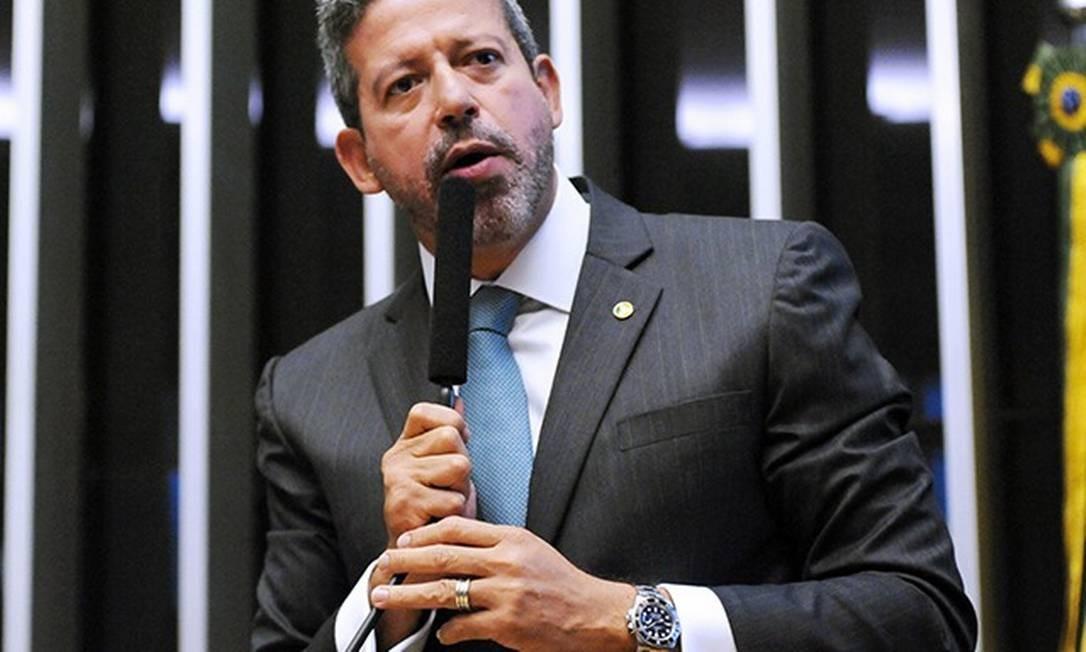 Deputado Federal do PP e líder do partido, Arthur Lira Foto: Agência O Globo