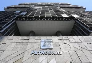 Edifício-sede da Petrobras Foto: Carlos Ivan - Agência O Globo