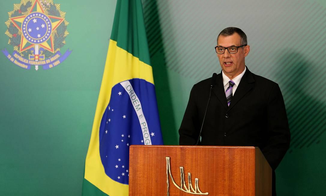 Porta-voz da Presidência da República, Otávio do Rêgo Barros Foto: Jorge William / Agência O Globo