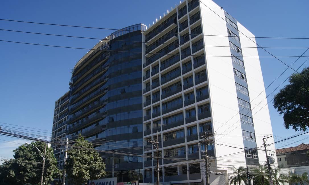 Imóvel em construção: novos compradores de imóveis terão seis meses de carência Foto: Agência O Globo