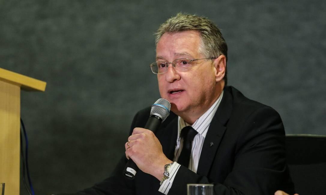 Roberto Leonel Oliveira Lima, presidente do Coaf Foto: Parceiro / Agência O Globo