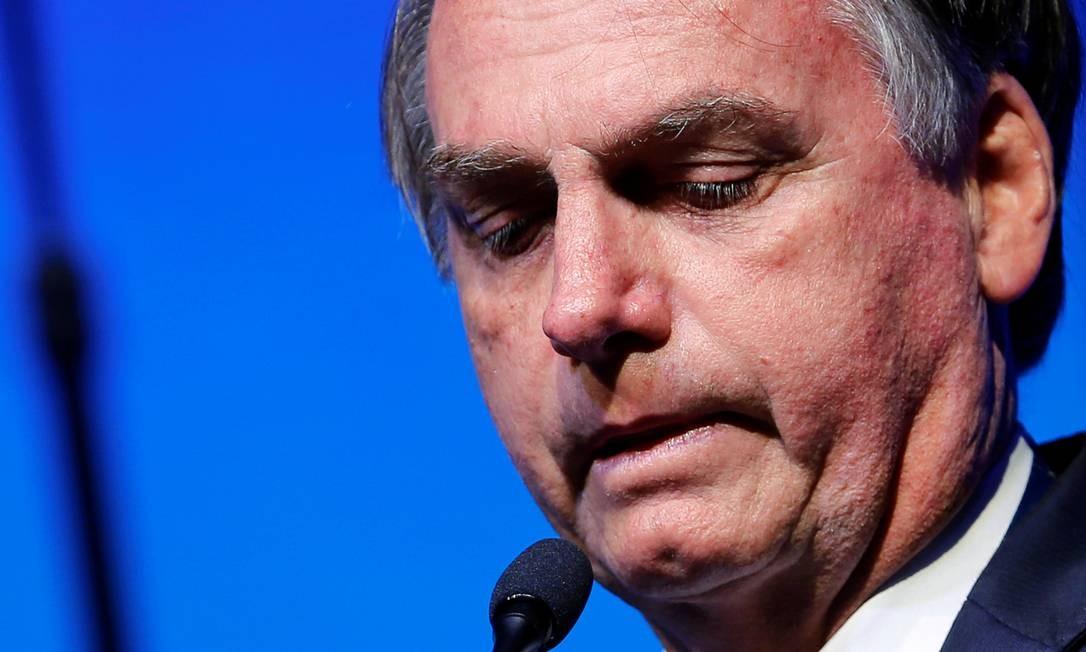 O presidente Jair Bolsonaro disse nesta semana que o governo está analisando a proposta Foto: Adriano Machao / Reuters