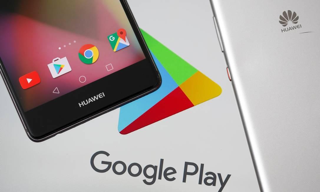 Huawei Ja Google