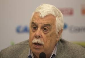 Ex-presidente do Banco Central Afonso Celso Pastore Foto: Antonio Scorza / Agência O Globo