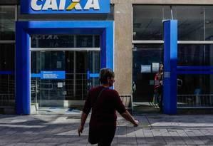 Caixa lbaixa juro de crédito imobiliário Foto: Edilson Dantas / Agência O Globo