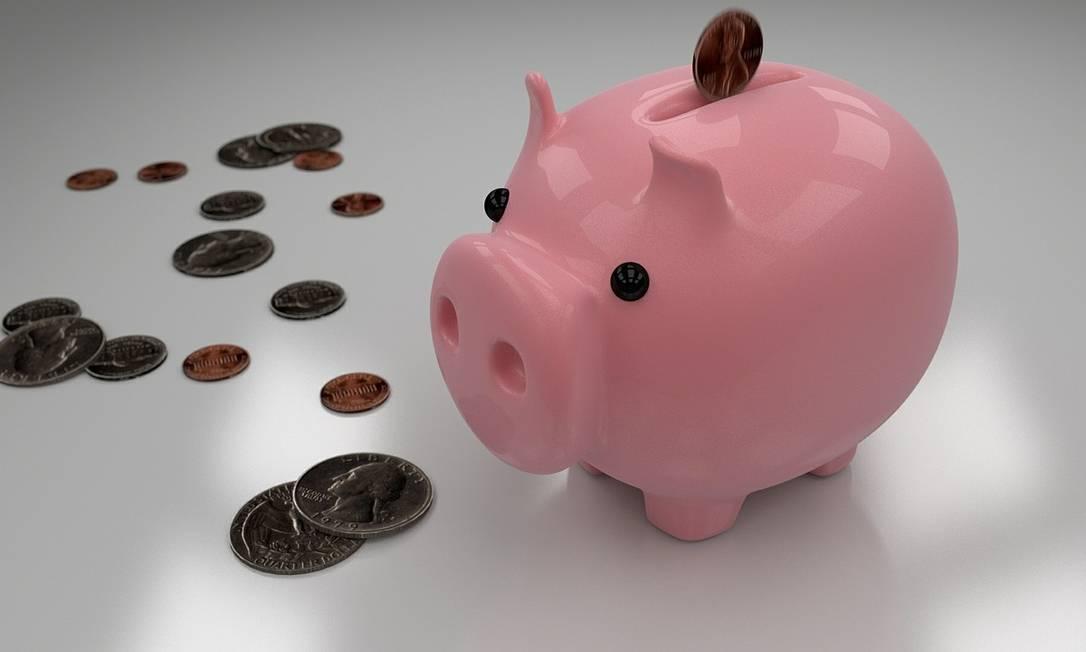Dados do Fundo Garantidor de Crédito (FGC) de janeiro de 2021 mostram que há mais de 22 mil contas poupanças com saldo maior que R$ 1 milhão — 28% a mais que em janeiro de 2020 Foto: Pixabay
