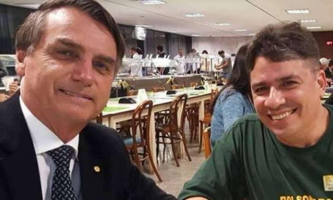 Carlos Victor Nagem será assessor da Presidência da Petrobras Foto: Reprodução