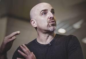 Brad Keywell, fundador da Uptake Technologies Foto: Reprodução da internet